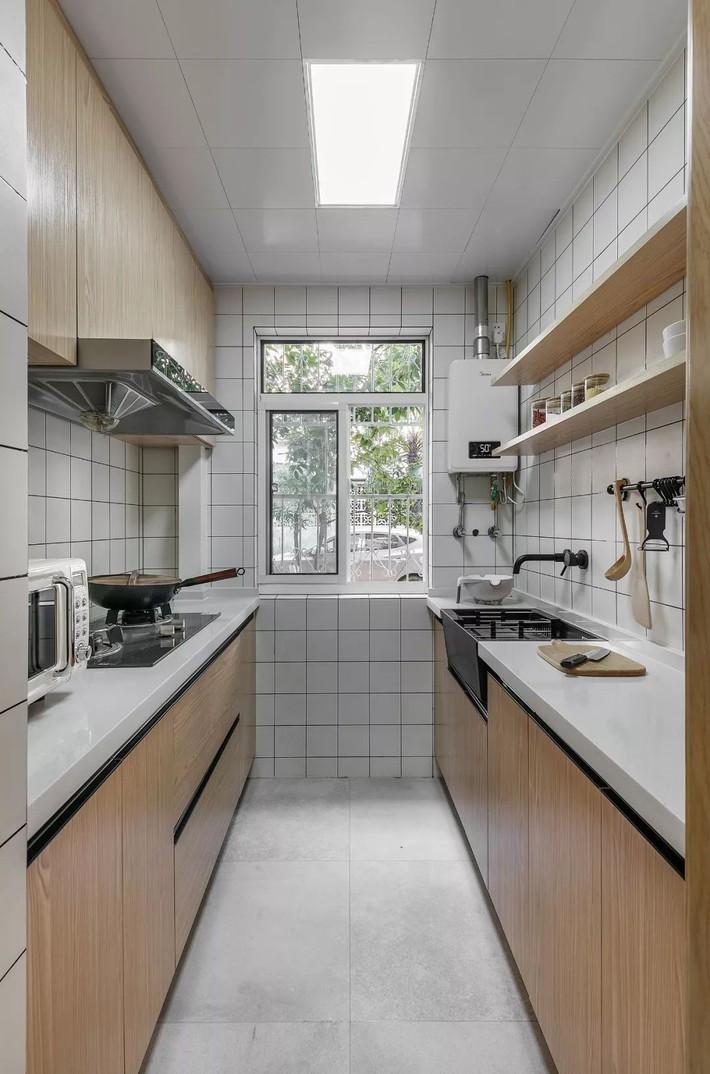 Căn hộ 60m² ở khu tập thể cũ tưởng như chẳng ai muốn ở biến hình thành không gian vạn người mơ ước sau cải tạo - Ảnh 12.