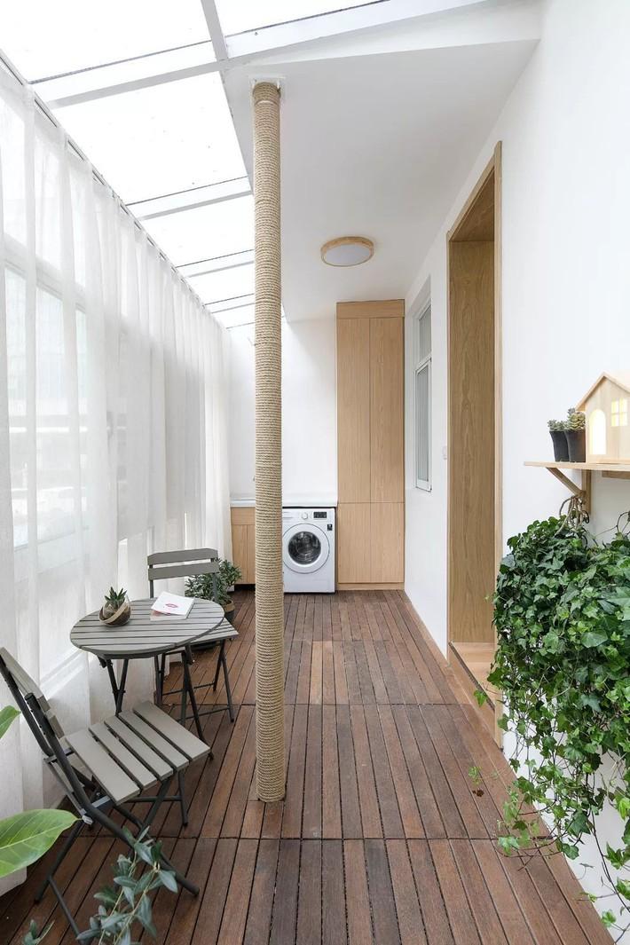 Căn hộ 60m² ở khu tập thể cũ tưởng như chẳng ai muốn ở biến hình thành không gian vạn người mơ ước sau cải tạo - Ảnh 23.