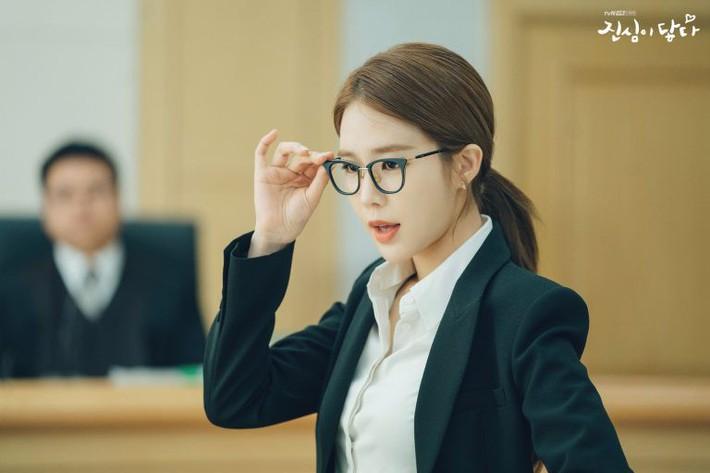 Tóc đuôi ngựa phải buộc theo cách của Yoo In Na trong Touch Your Heart mới sang xịn - Ảnh 3.