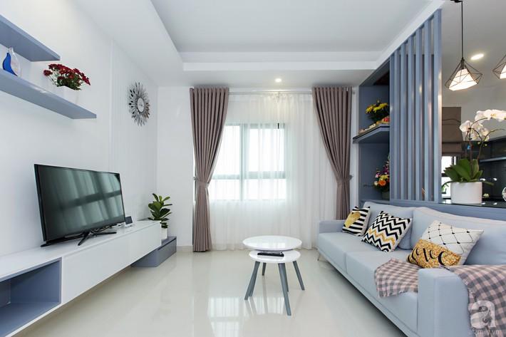 Căn hộ màu ghi theo phong cách tối giản đẹp cuốn hút của hai mẹ con ở Hà Nội - Ảnh 9.