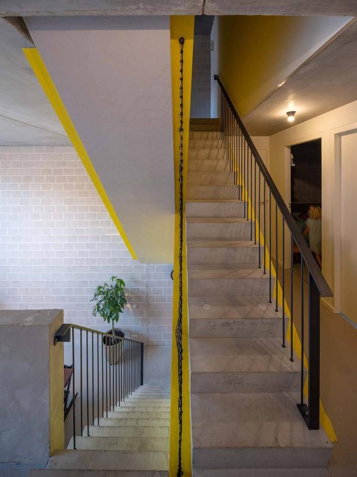 Ngôi nhà phố hiện đại đáp ứng được nhu cầu của cả 3 thế hệ cùng chung sống - Ảnh 9.