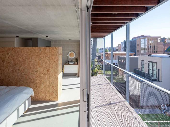Ngôi nhà phố hiện đại đáp ứng được nhu cầu của cả 3 thế hệ cùng chung sống - Ảnh 12.