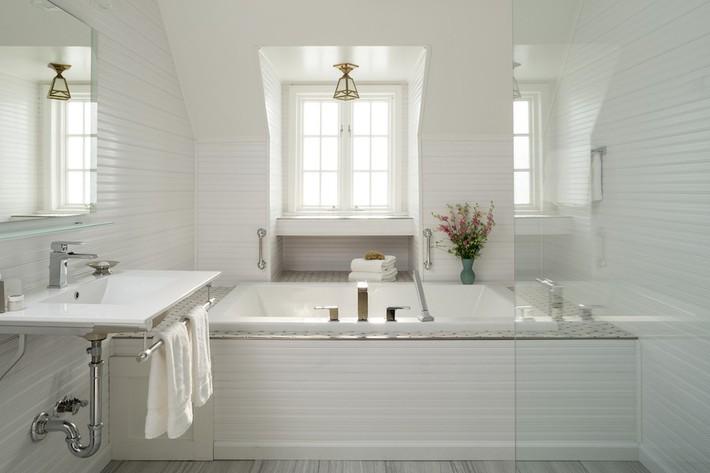 Hãy loại bỏ 5 thói quen sai lầm khi làm sạch phòng tắm này ra khỏi cuộc sống của bạn ngay - Ảnh 2.