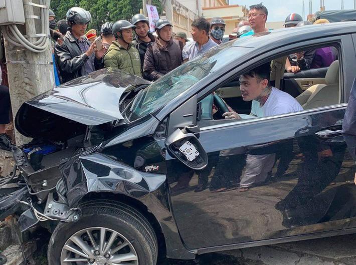 Thanh niên gây tai nạn hàng loạt tại Đà Lạt dương tính với ma túy - Ảnh 1.