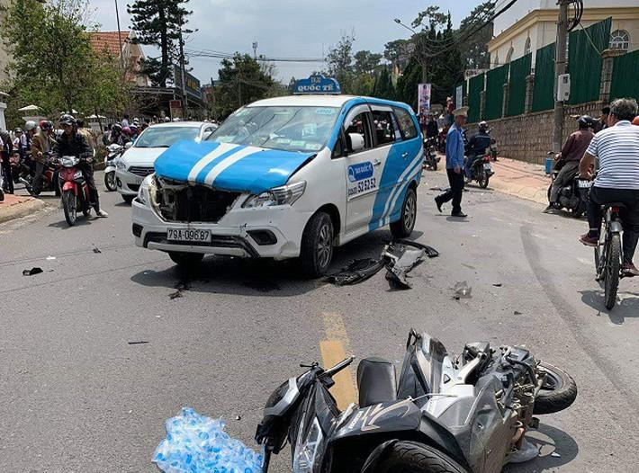 Thanh niên gây tai nạn hàng loạt tại Đà Lạt dương tính với ma túy - Ảnh 2.