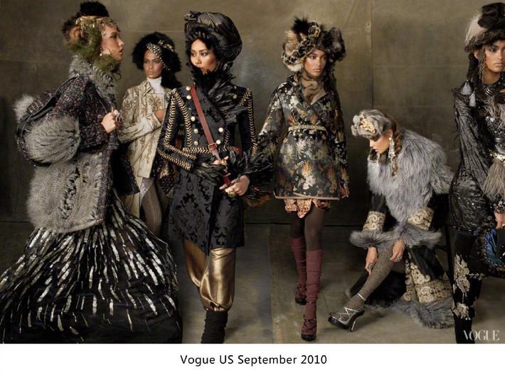 """Khác với Angela Baby, Liu Wen chính là sao Hoa ngữ lên Vogue Mỹ cùng loạt mỹ nhân đình đám mà không hề bị """"dìm"""" - Ảnh 7."""