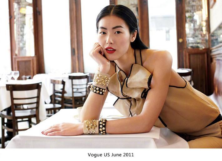 """Khác với Angela Baby, Liu Wen chính là sao Hoa ngữ lên Vogue Mỹ cùng loạt mỹ nhân đình đám mà không hề bị """"dìm"""" - Ảnh 8."""