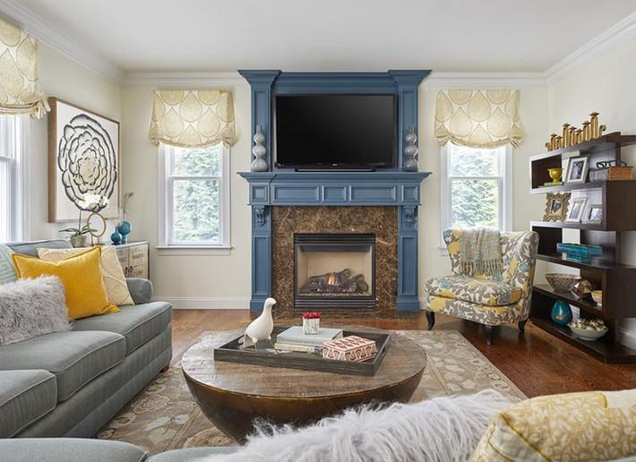 Những gợi ý chuẩn miễn chê để bạn được đồ nội thất hoàn hảo cho phòng khách gia đình - Ảnh 2.