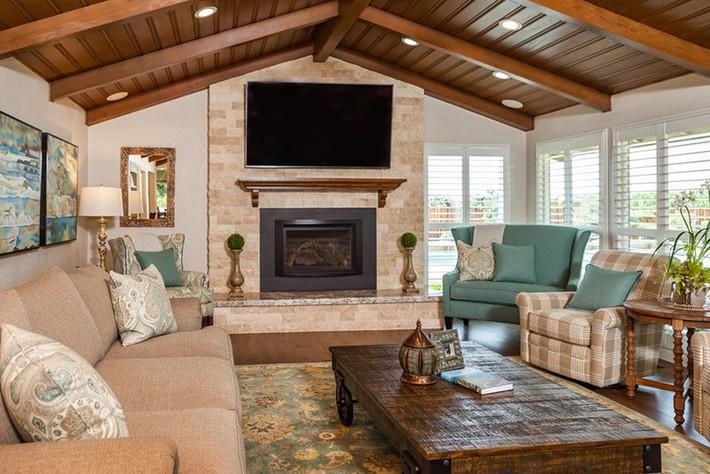 Những gợi ý chuẩn miễn chê để bạn được đồ nội thất hoàn hảo cho phòng khách gia đình - Ảnh 10.