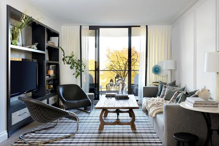 Những gợi ý chuẩn miễn chê để bạn được đồ nội thất hoàn hảo cho phòng khách gia đình - Ảnh 12.