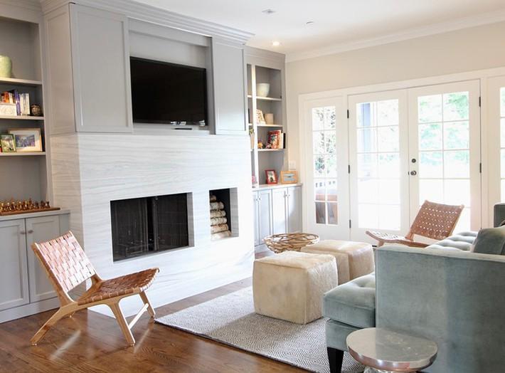 Những gợi ý chuẩn miễn chê để bạn được đồ nội thất hoàn hảo cho phòng khách gia đình - Ảnh 15.