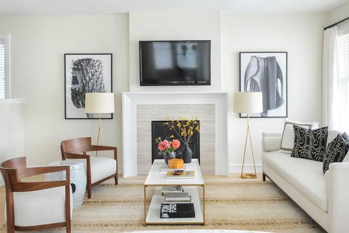 Những gợi ý chuẩn miễn chê để bạn được đồ nội thất hoàn hảo cho phòng khách gia đình - Ảnh 17.