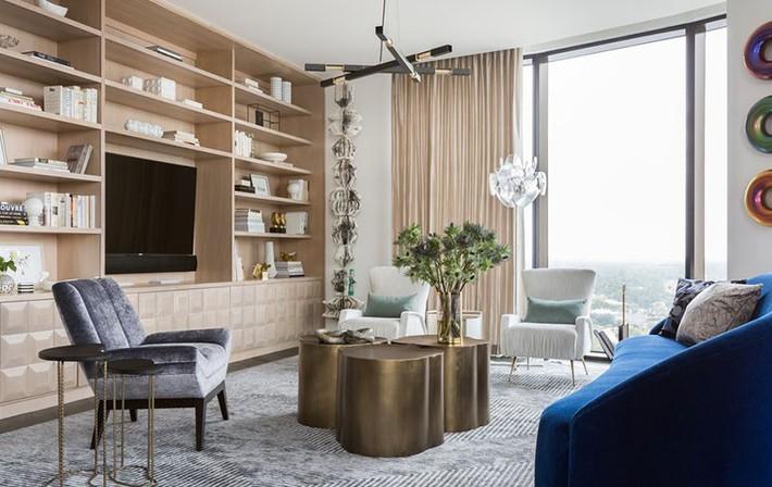 Những gợi ý chuẩn miễn chê để bạn được đồ nội thất hoàn hảo cho phòng khách gia đình - Ảnh 19.