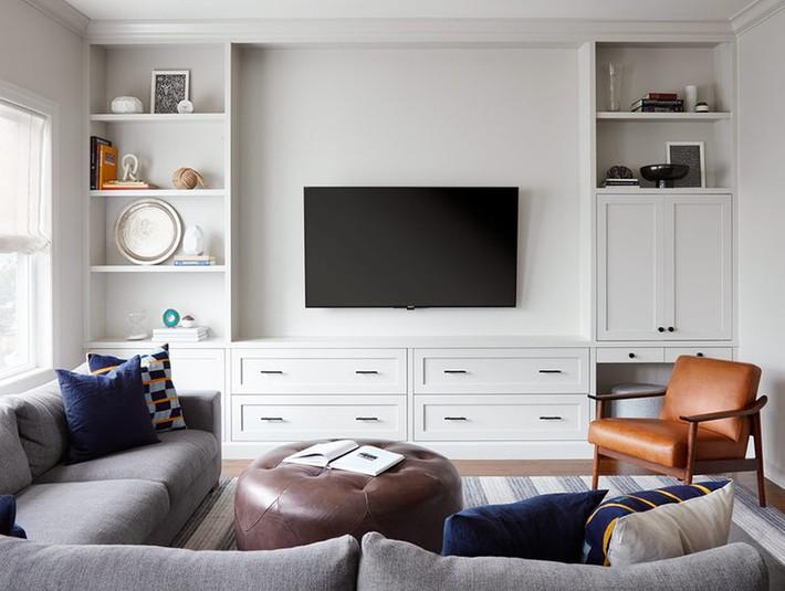 Những gợi ý chuẩn miễn chê để bạn được đồ nội thất hoàn hảo cho phòng khách gia đình - Ảnh 21.
