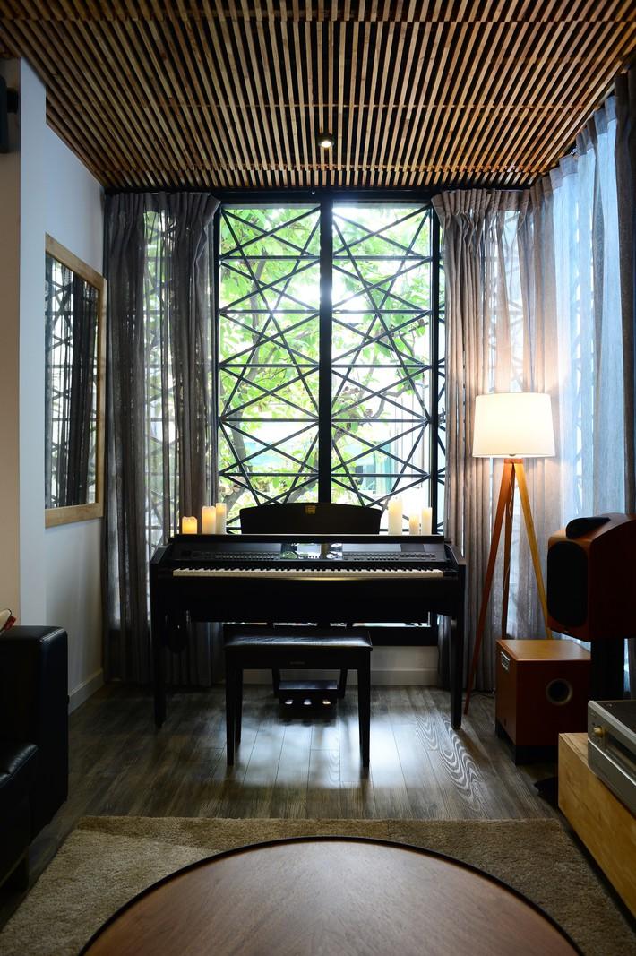 Ngôi nhà 50m² trong hẻm nhỏ chỉ nhìn đã thấy an yên ở quận 1, Sài Gòn - Ảnh 3.