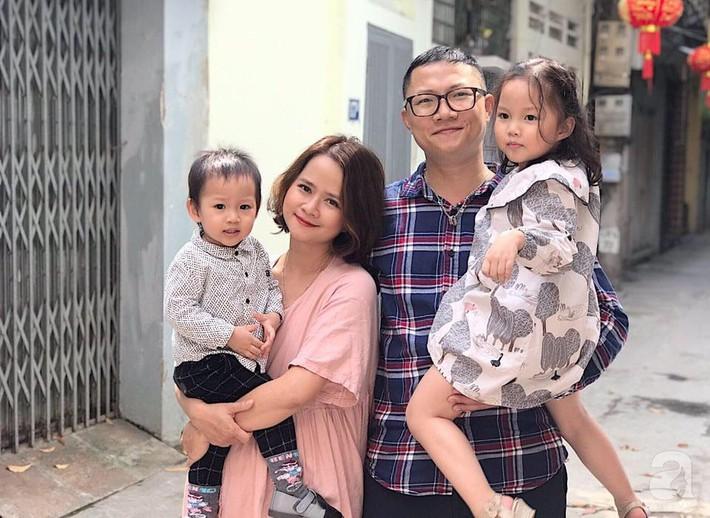 Kinh nghiệm thú vị biến căn hộ đi thuê thành tổ ấm siêu đẹp với chi phí cực tiết kiệm của mẹ hai con Hà Thành - Ảnh 1.