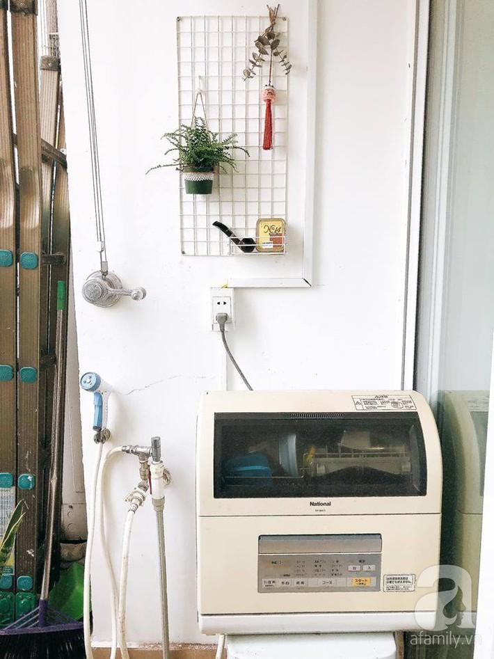 Kinh nghiệm thú vị biến căn hộ đi thuê thành tổ ấm siêu đẹp với chi phí cực tiết kiệm của mẹ hai con Hà Thành - Ảnh 24.
