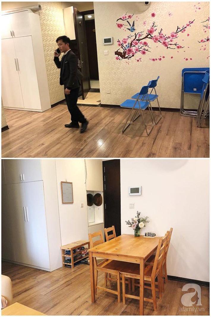 Kinh nghiệm thú vị biến căn hộ đi thuê thành tổ ấm siêu đẹp với chi phí cực tiết kiệm của mẹ hai con Hà Thành - Ảnh 8.