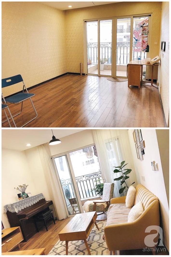 Kinh nghiệm thú vị biến căn hộ đi thuê thành tổ ấm siêu đẹp với chi phí cực tiết kiệm của mẹ hai con Hà Thành - Ảnh 5.