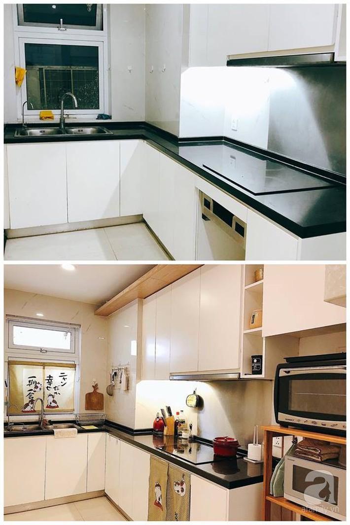 Kinh nghiệm thú vị biến căn hộ đi thuê thành tổ ấm siêu đẹp với chi phí cực tiết kiệm của mẹ hai con Hà Thành - Ảnh 11.