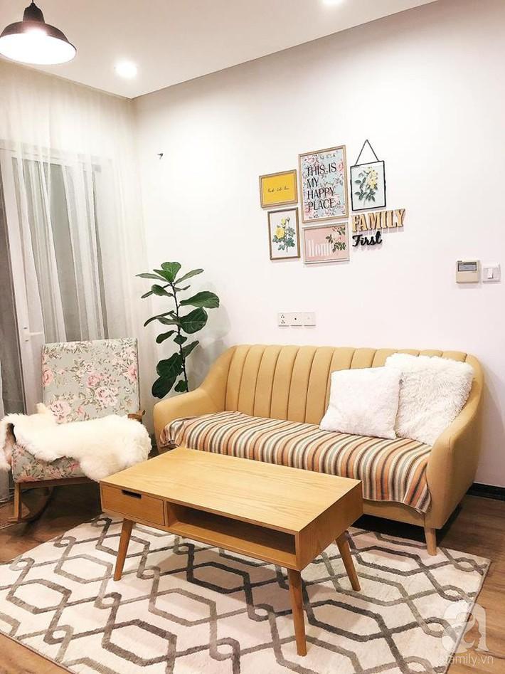 Kinh nghiệm thú vị biến căn hộ đi thuê thành tổ ấm siêu đẹp với chi phí cực tiết kiệm của mẹ hai con Hà Thành - Ảnh 4.