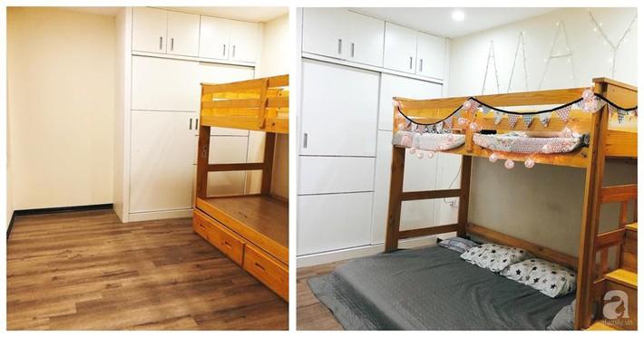 Kinh nghiệm thú vị biến căn hộ đi thuê thành tổ ấm siêu đẹp với chi phí cực tiết kiệm của mẹ hai con Hà Thành - Ảnh 17.
