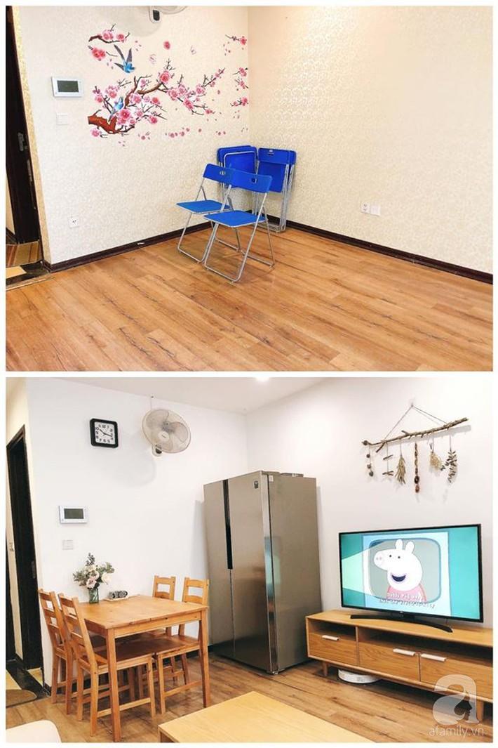 Kinh nghiệm thú vị biến căn hộ đi thuê thành tổ ấm siêu đẹp với chi phí cực tiết kiệm của mẹ hai con Hà Thành - Ảnh 2.
