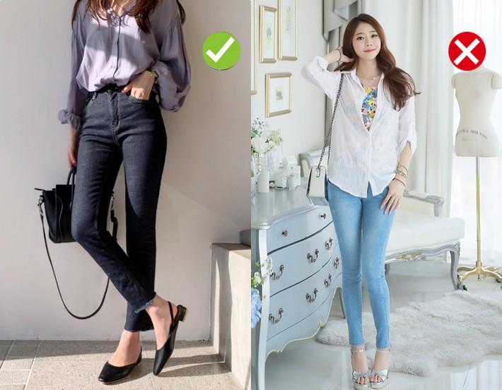 Chạm ngưỡng 30: Kiểu quần jeans nào là chân ái tôn dáng nịnh chân, kiểu quần nào cần loại bỏ ngay và luôn - Ảnh 8.