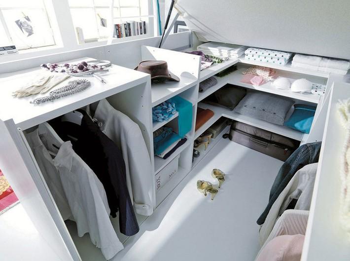 Tư vấn thiết kế phòng ngủ siêu nhỏ 8m² đầy đủ tiện ích cho đôi vợ chồng trẻ - Ảnh 5.