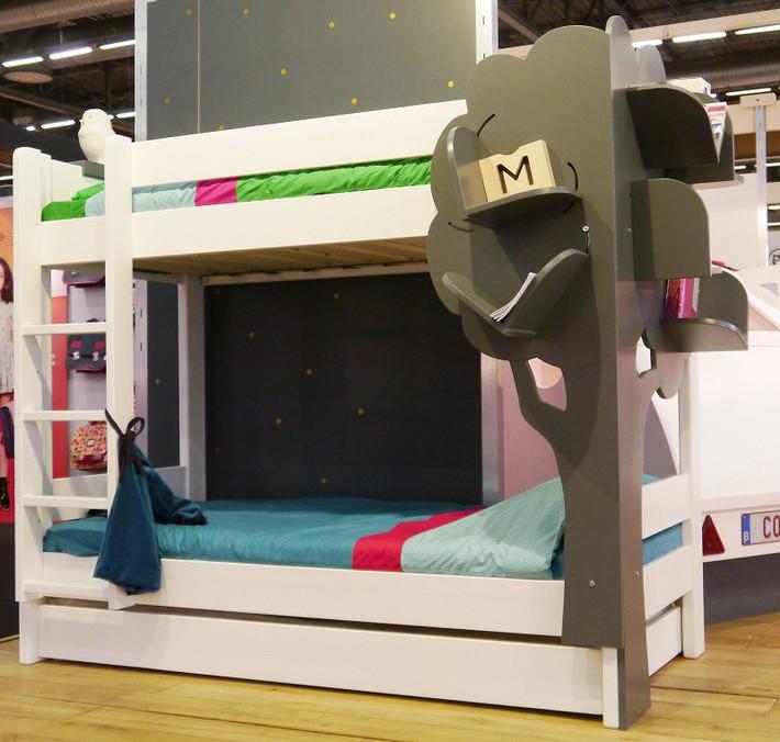 Mẫu thiết kế tủ sách dựa trên ý tưởng cây xanh giúp bé thích đọc sách hơn - Ảnh 7.