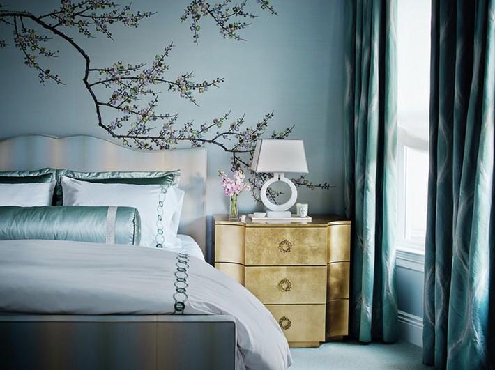 Bỏ túi vài mẹo trang trí phòng ngủ khiến không gian nghỉ ngơi của bạn đẹp chẳng kém trên tạp chí - Ảnh 5.