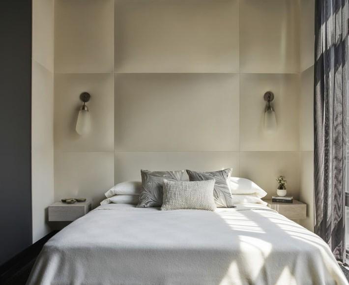 Bỏ túi vài mẹo trang trí phòng ngủ khiến không gian nghỉ ngơi của bạn đẹp chẳng kém trên tạp chí - Ảnh 6.