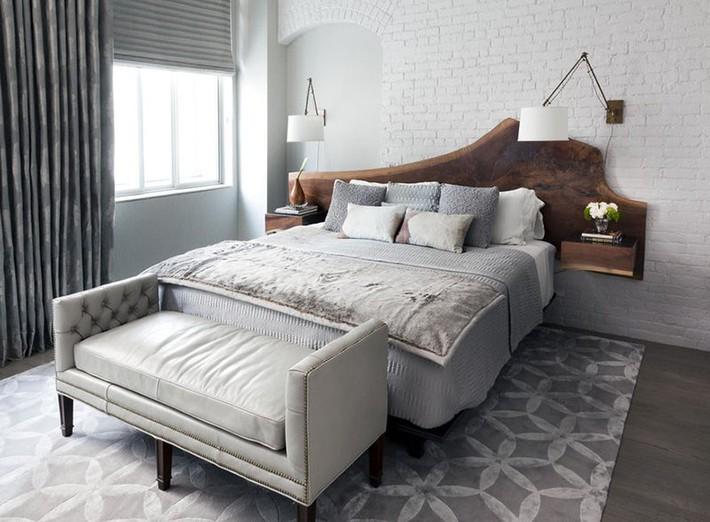Bỏ túi vài mẹo trang trí phòng ngủ khiến không gian nghỉ ngơi của bạn đẹp chẳng kém trên tạp chí - Ảnh 12.