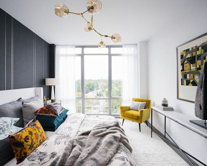Bỏ túi vài mẹo trang trí phòng ngủ khiến không gian nghỉ ngơi của bạn đẹp chẳng kém trên tạp chí - Ảnh 15.