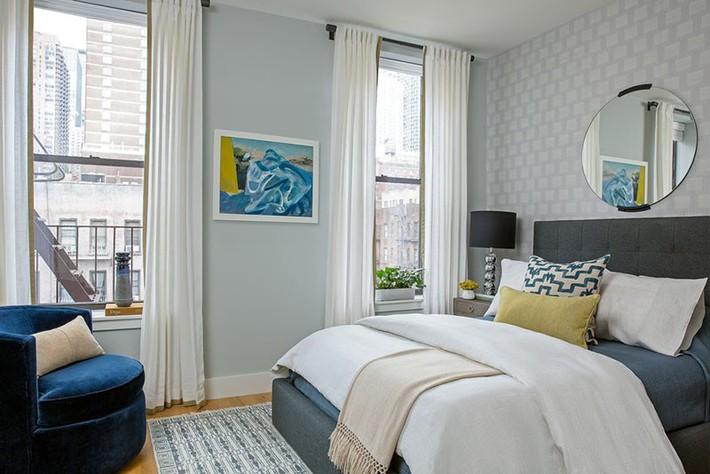 Bỏ túi vài mẹo trang trí phòng ngủ khiến không gian nghỉ ngơi của bạn đẹp chẳng kém trên tạp chí - Ảnh 18.