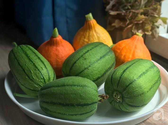 Khu vườn xanh mướt một màu như trang trại rau quả sạch mini của mẹ đảm ở Sài Gòn - Ảnh 7.