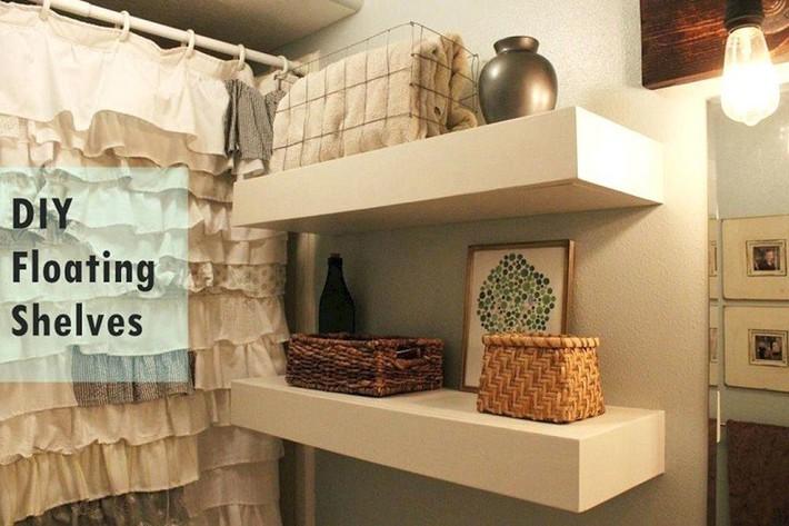 10 mẫu kệ lưu trữ đơn giản mà bạn có thể tự thực hiện ở nhà, đảm bảo đẹp hoàn hảo cho mọi không gian - Ảnh 7.