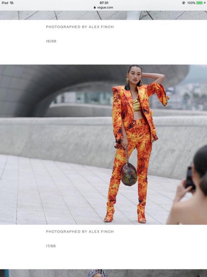 Khi cả Vbiz không còn đoái hoài Seoul Fashion Week thì học trò của Võ Hoàng Yến lại ghi điểm tại đây khi được lên hẳn Vogue Mỹ - Ảnh 1.