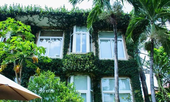 Trầm trồ xuýt xoa khi ngắm những ngôi nhà hạng sang của siêu mẫu Việt - Ảnh 18.