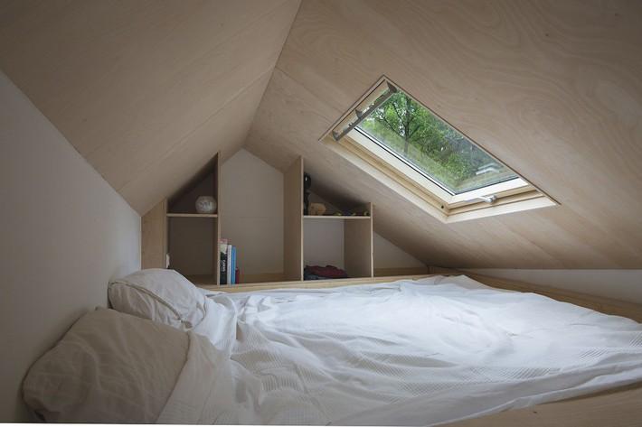 Cuộc đấu tranh để nhét thật nhiều vật dụng vào một phòng ngủ nhỏ đã đến hồi kết khi có quá nhiều các ý tưởng thiết kế truyền cảm hứng thế này đây - Ảnh 6.