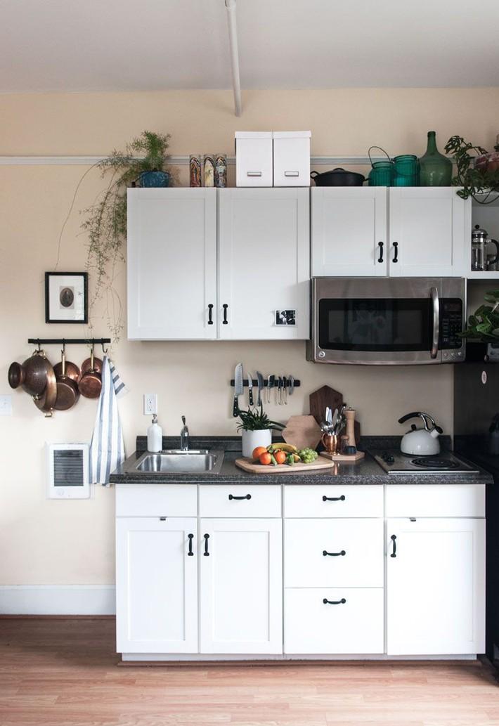 10 kiểu bếp nhỏ sành điệu với thiết kế không gian tối ưu - Ảnh 7.
