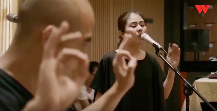 Nhạc kịch Tiên Nga: Bản hòa ca về lòng yêu nước và tự hào dân tộc của nghệ sĩ kịch nói Việt Nam - Ảnh 2.