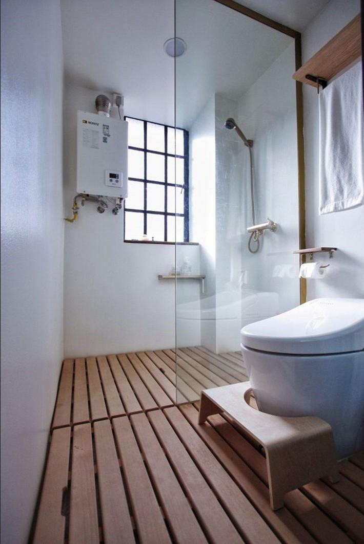 Căn hộ 83m² của gia đình trẻ ở Nhật đẹp cuốn hút nhờ có khu vực lưu trữ thông minh - Ảnh 26.