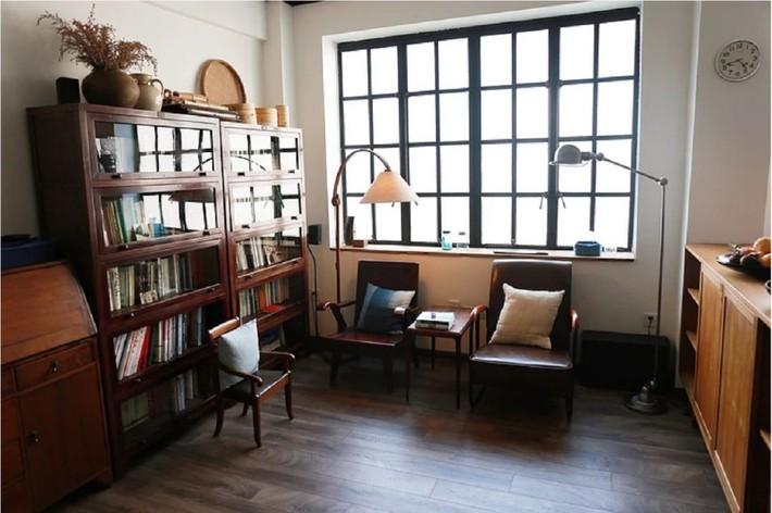 Căn hộ 83m² của gia đình trẻ ở Nhật đẹp cuốn hút nhờ có khu vực lưu trữ thông minh - Ảnh 12.