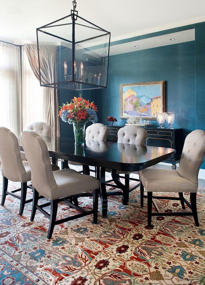 Mẹo nhỏ trong cách sử dụng màu sắc cho không gian sống gia đình thêm phần ấn tượng - Ảnh 1.