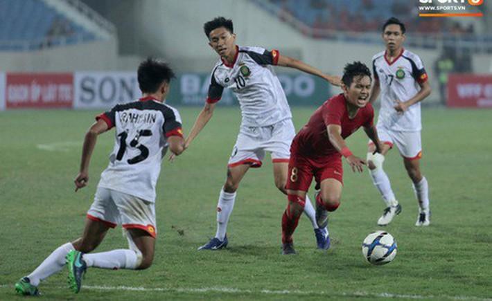 U23 Việt Nam 4-0 U23 Thái Lan: Thắng người Thái với tỷ số đậm nhất lịch sử, thầy trò HLV Park Hang-seo hiên ngang vượt qua vòng loại giải U23 châu Á - Ảnh 8.
