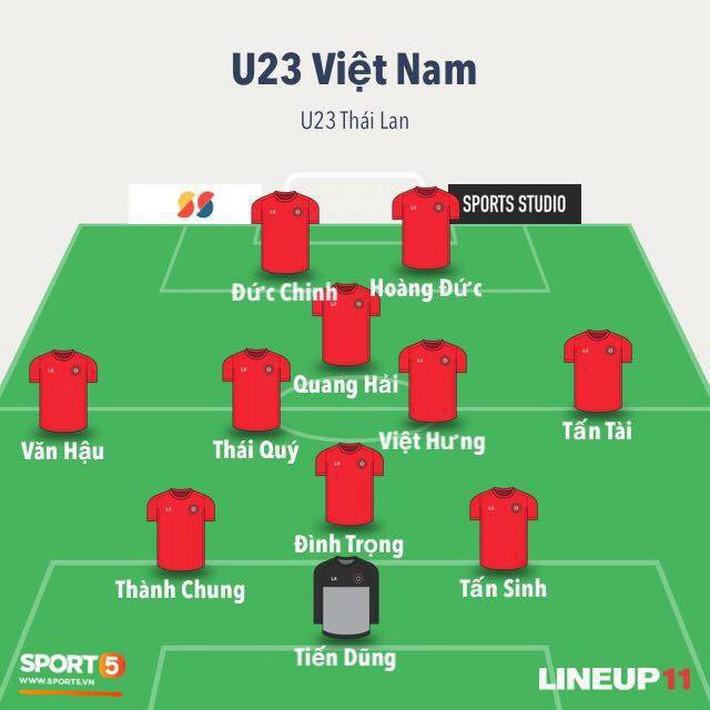 U23 Việt Nam 4-0 U23 Thái Lan: Thắng người Thái với tỷ số đậm nhất lịch sử, thầy trò HLV Park Hang-seo hiên ngang vượt qua vòng loại giải U23 châu Á - Ảnh 2.