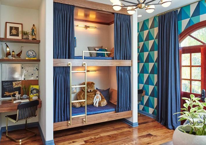 Thiết kế giường tầng đa năng: Món đồ tuyệt vời giúp bạn tiết kiệm không gian phòng ngủ phù hợp cho cả người lớn và trẻ nhỏ - Ảnh 10.