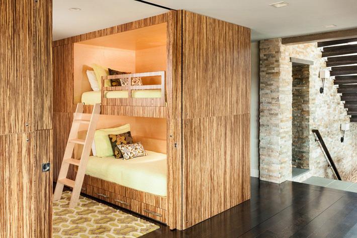 Thiết kế giường tầng đa năng: Món đồ tuyệt vời giúp bạn tiết kiệm không gian phòng ngủ phù hợp cho cả người lớn và trẻ nhỏ - Ảnh 12.