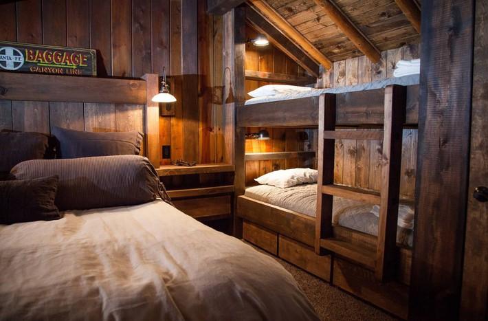 Thiết kế giường tầng đa năng: Món đồ tuyệt vời giúp bạn tiết kiệm không gian phòng ngủ phù hợp cho cả người lớn và trẻ nhỏ - Ảnh 8.